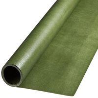 Nature Wurzelbarriere Bogen 0,75 x 2,5 m HDPE Grün