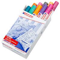 edding Textilmarker 10 Stk. Mehrfarbig 4500