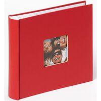 Walther Design Fotoalbum Fun Memo 10x15 cm Rot 200 Fotos
