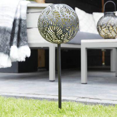 Luxform Solar LED Gartenstecker-Leuchte Samba Klein
