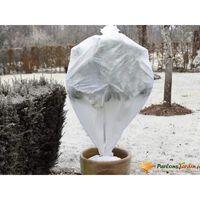 Nature Frostschutzvlies Hülle 30 g/m² Weiß 0,64x10 m