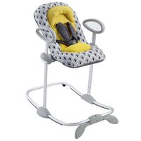 Beaba Höhenverstellbare Babywippe Relax Up&Down III Mehrfarbig