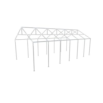 Pavillon Stahlgestell Partyzeltrahmen Zeltrahmen Gestell 12 x 6 m