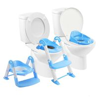 BABYLOO 3-in-1 Potty Training Seat Blue