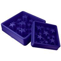 EAT SLOW LE LONGER Anti-Schling-Napf für Hunde Star Blau S