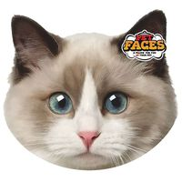 Pet Faces Kissen Ragdoll-Katze