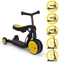 """Billy 5 in 1 Scooter """"Quince"""" Yellow"""