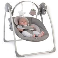Bo Jungle B-Portable Babywippe Grau B700310