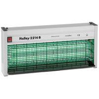 """Halley Elektrischer Fliegenvernichter """"2214/B"""" 230 V 299806"""