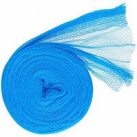 Nature Vogelschutznetz Nano 10 x 4 m Blau