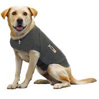 ThunderShirt Hundemantel zur Angstbekämpfung S Grau 2015