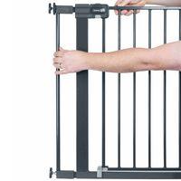 Safety 1st Schutzgitter-Verlängerung 7 cm Schwarz Metall 2428057000
