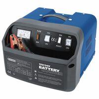 Draper Tools Batterieladegerät 30,5x29x21,5 cm 12/24 V 30 A