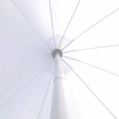 vidaXL Gartenpavillon Hexagon Stern 12m