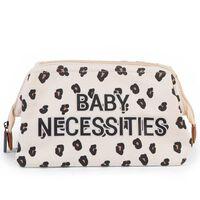 CHILDHOME Kulturbeutel Baby Necessities Leopard