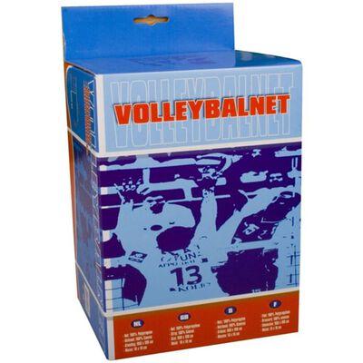 Avento Volleyball-Netz 9,5 x 1 m Schwarz 16NE