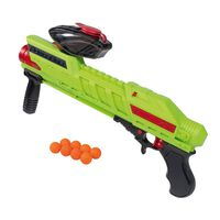 Happy People Spielzeugpistole Powerball Blaster 45 cm Grün und Rot