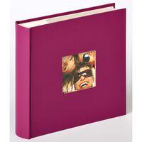 Walther Design Fotoalbum Fun Memo 10x15 cm Violett 200 Fotos
