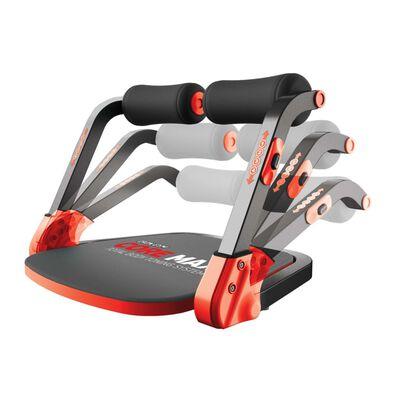 Iron Gym Trainingsgerät Core Max Rot und Schwarz