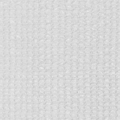 vidaXL Außenrollo 120 x 140 cm Weiß