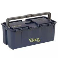 Raaco Werkzeugkoffer Compact 15 mit Trennwand 136563