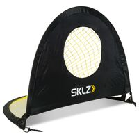 437504 SKLZ Precision Pop-Up Fußballtor 122x91,4 cm Schwarz