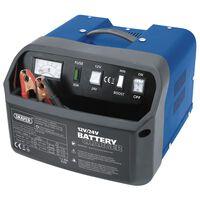 Draper Tools Batterieladegerät 28,5×28×20 cm 12/24V 15A