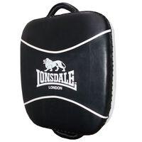 LONSDALE Pro Kickpolster 65×47×13 cm Schwarz