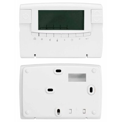 Perel Digitales Thermostat Weiß CTH406