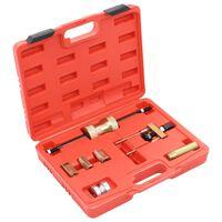vidaXL Laser-Einspritzdüsen-Abzieher Set Kohlenstoffstahl