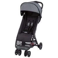Safety 1st Kinderwagen Teeny Ultra Kompakt Schwarz und Grau