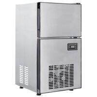 vidaXL Eiswürfelbereiter 420 W 50 kg / 24 h
