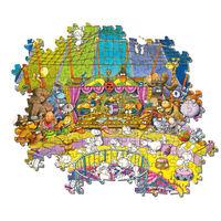 Clementino Puzzle Mordillo The Show 1000 Teile