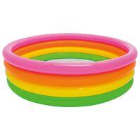 Intex Sunset Aufblasbarer Pool 4 Ringe 168x46 cm