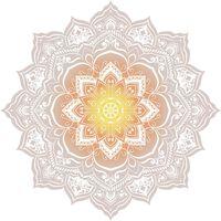 HIP Strandtuch 2068-H Jayden Blumenmuster 160 cm Mehrfarbig