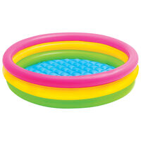 Intex Sunset Aufblasbarer Pool 3 Ringe 147x33 cm