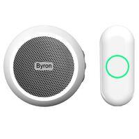 Byron Funk-Türklingelset Plug-in Weiß