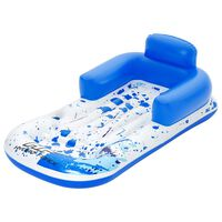 Bestway Schwimmliege Hydro-Force 150x77x50 cm Blau
