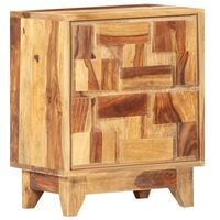 vidaXL Nachttisch 40×30×50 cm Massivholz Palisander