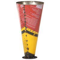 vidaXL Regenschirmständer Mehrfarbig 29x55 cm Eisen