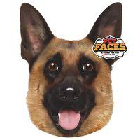 Pet Faces Kissen Deutscher Schäferhund