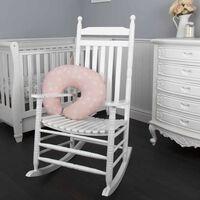 CuddleCo Memory-Schaum Stillkissen Comfi Mum Pink