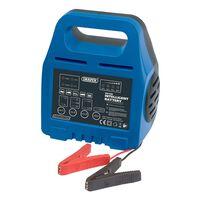 Draper Tools Intelligentes Batterieladegerät 18,4×11,2×8,6 cm 6V/12V