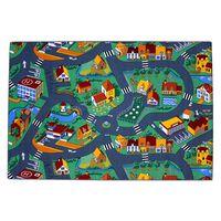 AK Sports Spielmatte Village Street 140 x 200 cm 0309004