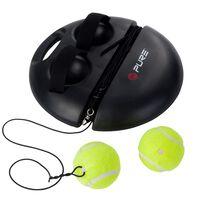 Pure2Improve Tennis Trainer Schwarz P2I100180