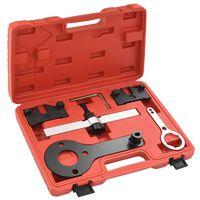 vidaXL Motoreinstellwerkzeug-Set 6-tlg. BMW N63B44 V8 X5 X6 750 650