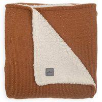 Jollein Decke Bliss Knit 75x100 cm Teddy Karamell
