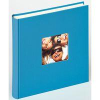 Walther Design Fotoalbum Fun 30x30 cm Ozeanblau 100 Seiten