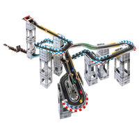Marble Racetrax Kugelbahn-Set 32 Blatt 5 m
