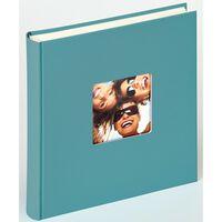 Walther Design Fotoalbum Fun 30x30 cm Petrolgrün 100 Seiten